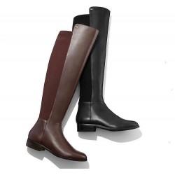 MICHAEL KORS Boot, Tall Riding Boot, Brown