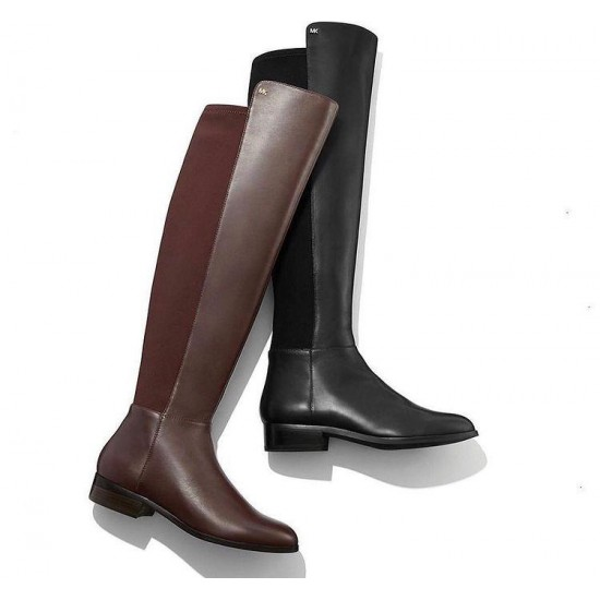 MICHAEL KORS Boot, Tall Riding Boot, Black
