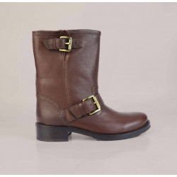 MICHAEL KORS Boot, Genuine Leather Boot For Women's