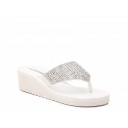 Olivia Miller Slipper, Shine Mid heel slipper