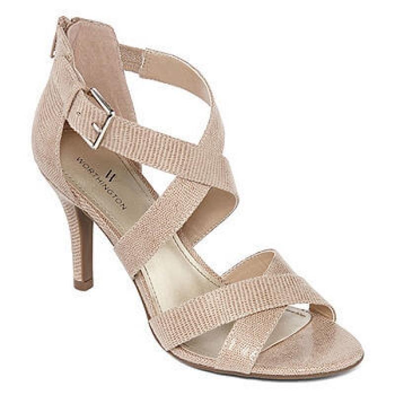 WORTHINGTON Sandals, American brand, Elegant Heels