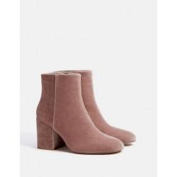 Bershka Boots, Women Heeled Boots