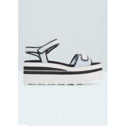 MANGO Sandals, Flat Heels Sandals For Women's