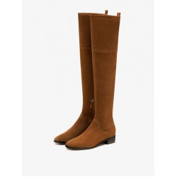Massimo Dutti SUEDE BOOTS