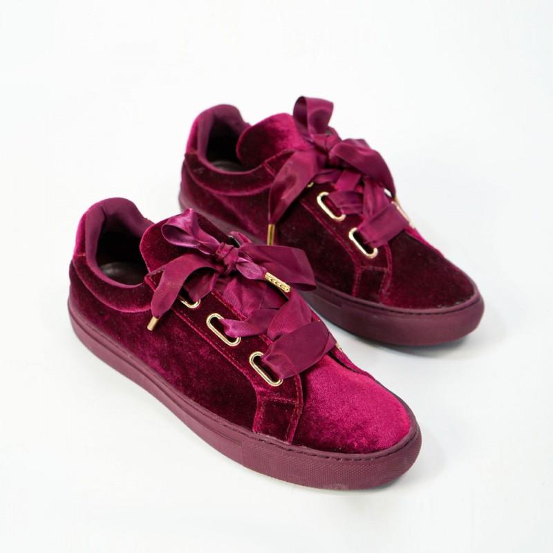 PEDRO Shoes, Velvet Shoes for Women's