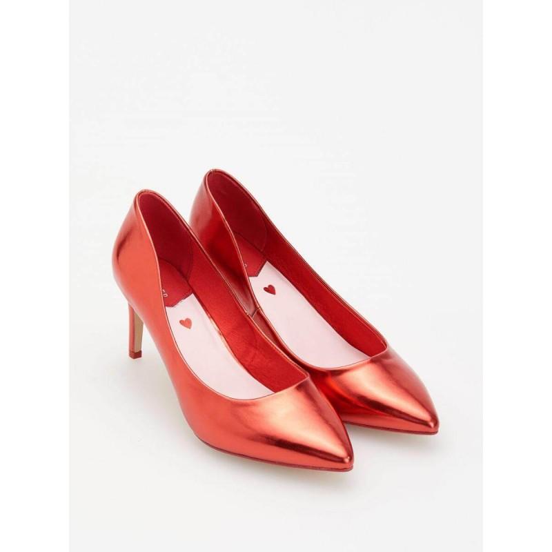 Reserved Women's Heel Shoes, Stylish Modern Design