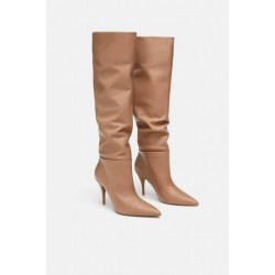 ZARA Boots, Cow Leather 100%