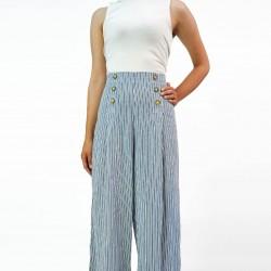 AMERICAN EAGLE Pants, Wide Striped Leg For Women's
