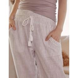 AMERICAN EAGLE 'Aeire' Pants, Striped Leg Jogger For Women's