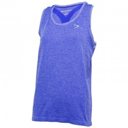 BEACHBODY Top, Women's Power Seamless Tank Top, Blue