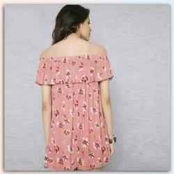 FOREVER 21Dress, Off-shoulder Short Dress