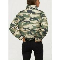 H&M Jacket, Padded Patterned Jacket