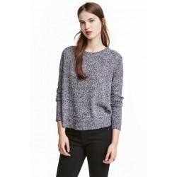 H&M Blouse, Long-Sleeved Knit Jumper