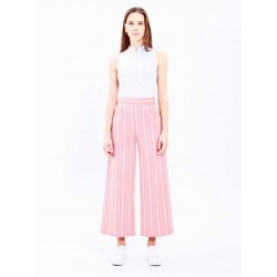 Holly sienna & co Pants, Striped Wide Leg For Women's