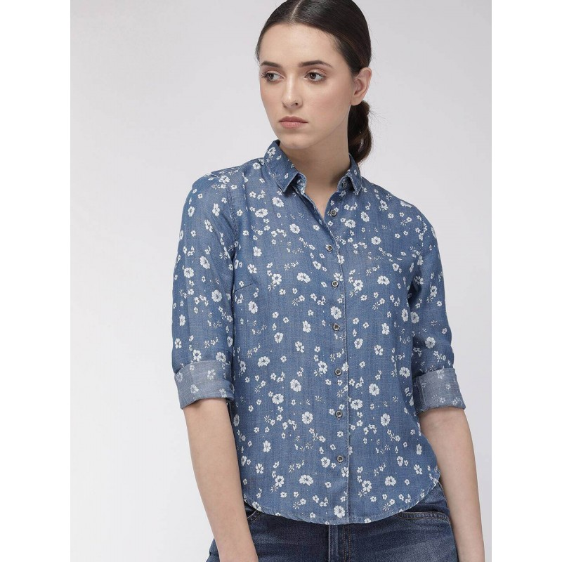 Levi's Shirt, Casual Shirt with Long Sleeves For W...