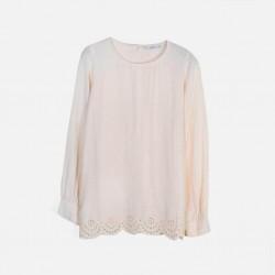 MANGO Shirt, Long Sleeve High Quality Shirt For Women's