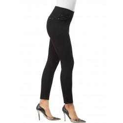 NYGÅRD Pants, Slim Fit, Elastic Waist Pants