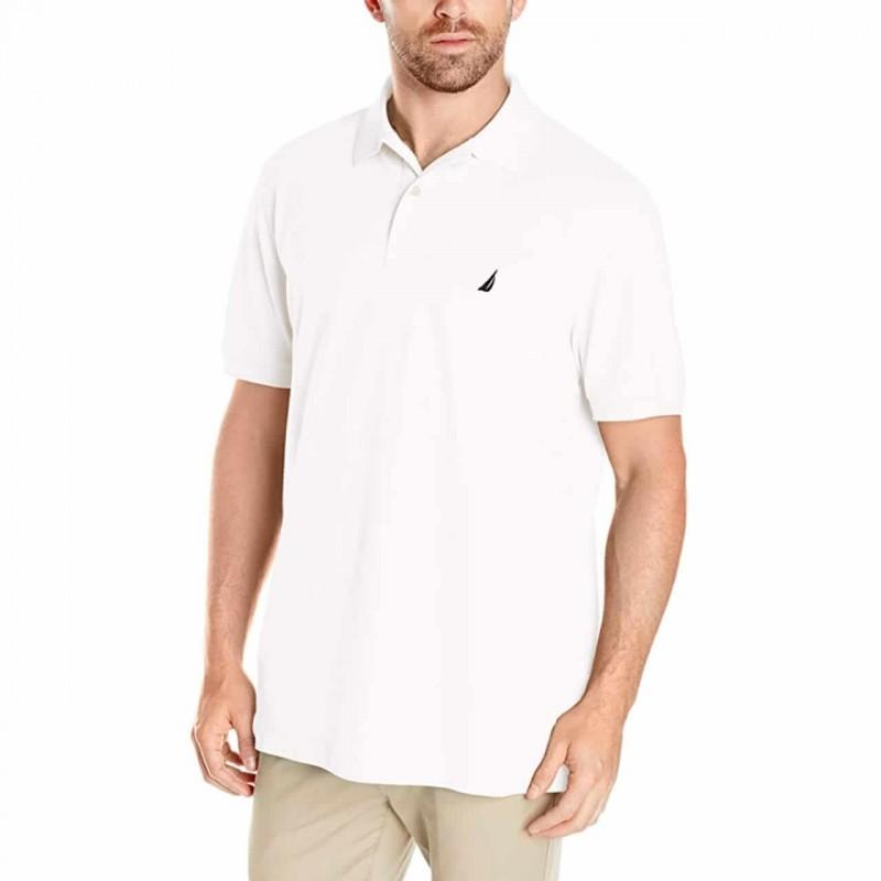 NAUTICA T-Shirt, CLASSIC FIT White T-Shirt For Men...