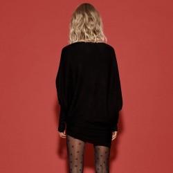 TEZENIS Dress/Blouse, Women's Fully-Fashioned Batwing Dress