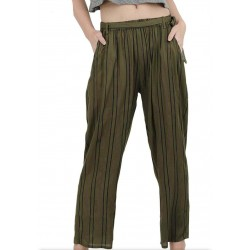 TIFFOSI Pants, Wide Leg with Elasticated Waist For Women's