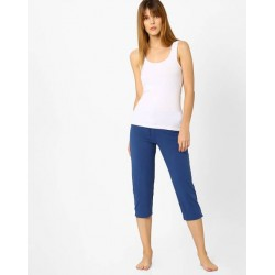 TRIUMPH Trousers, Mix & Match Trousers Jersey For Women's, 100% COTTON