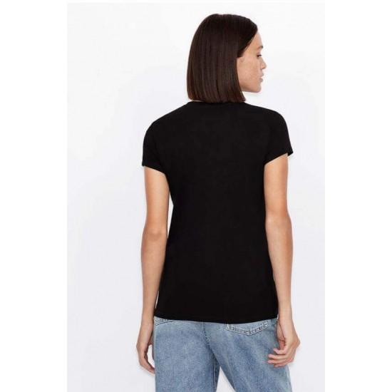 ARMANI EXCHANGE T-Shirt Slim Fit Crew-Neck T-shirt