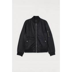 Bershka Jacket, Black For Women's
