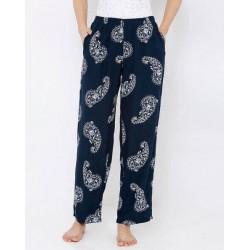 Bershka Pants, Wide Leg Pants with Elasticated Waist