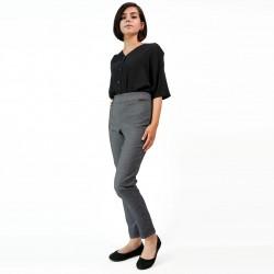 Elodie Shirt, V-neck Shirt in Modern Design