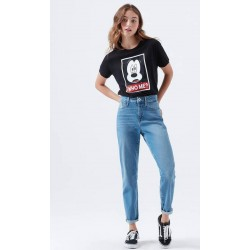 MAVI Jeans, Mom Design High Waist