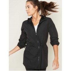 OLD NAVY Jacket, Waterproof, Light Weight Jacket, Black