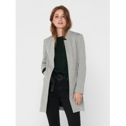 ONLY Coat, Long with 2 Front Pockets