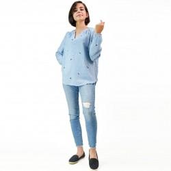 ST.JOHN'S BAY Shirt, Women's Regular Fit Shirt