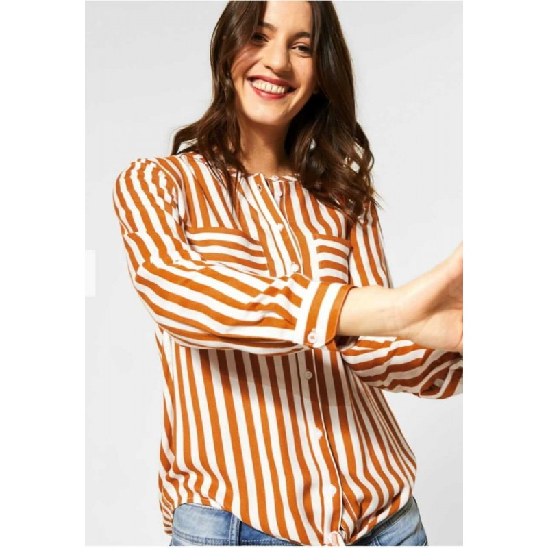Street One Shirt\Blouse, with Striped Pattern For ...