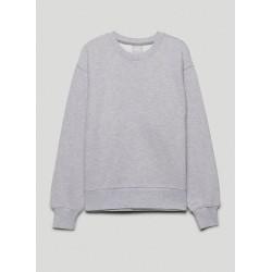 Tna Sweatshirt, Cozy Fleece Boyfriend Crew Sweatshirt