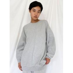 Tna Sweatshirt, Oversized Crew-Neck Sweatshirt