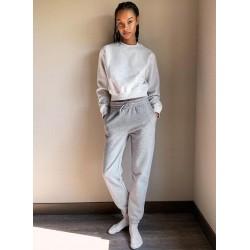 Tna Sweatshirt, Cozy Fleece Perfect Shrunken Sweatshirt