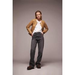 ZARA Jacket, Women's Faux Leather Jacket
