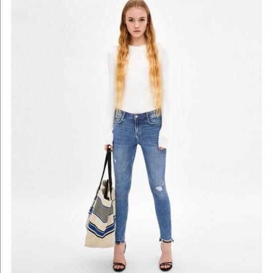 ZARA Jeans, Original Denim Wear For Women's
